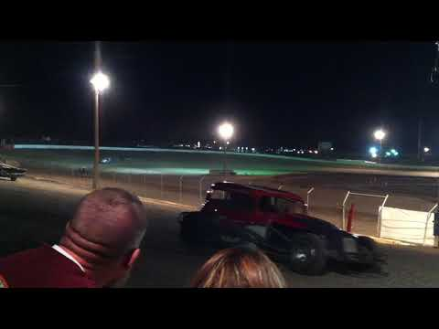 Pahrump Valley Speedway microsprint heat 10/13/18