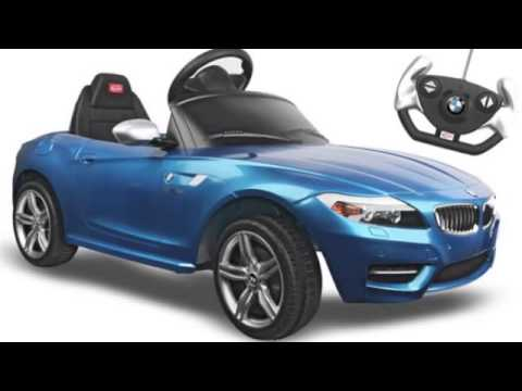 Official Bmw Z4 Kids 6v Electric Car Youtube