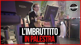 Il Milanese Imbruttito - In palestra