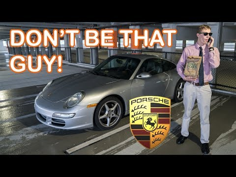 How to Tell if You're a REAL Porsche Driver