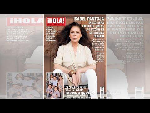 La jugosa cifra que se ha embolsado Isabel Pantoja por su última exclusiva