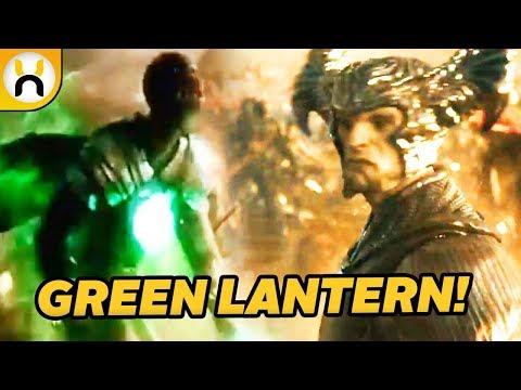 Justice League Flashback Green Lantern Explained