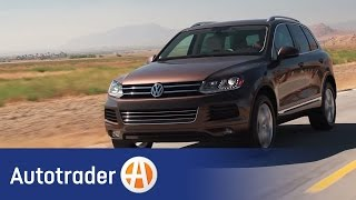 2013 VW Touareg TDI - SUV | 5 Reasons To Buy | AutoTrader