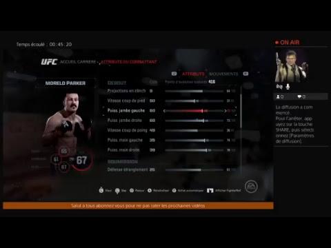 ea sport UFC fr [ arabe/français ] PS4 maroc