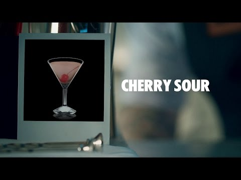 Delightful Cherry Sour Drink