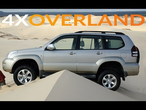 Toyota Prado VX Impressions