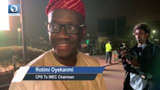 INEC Official Addresses Journalists Amid Speculations Of Election Postponement