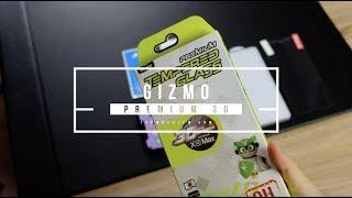 รีวิว กระจก IPHONE XS MAX   GIZMO 3D ของดีราคาถูก