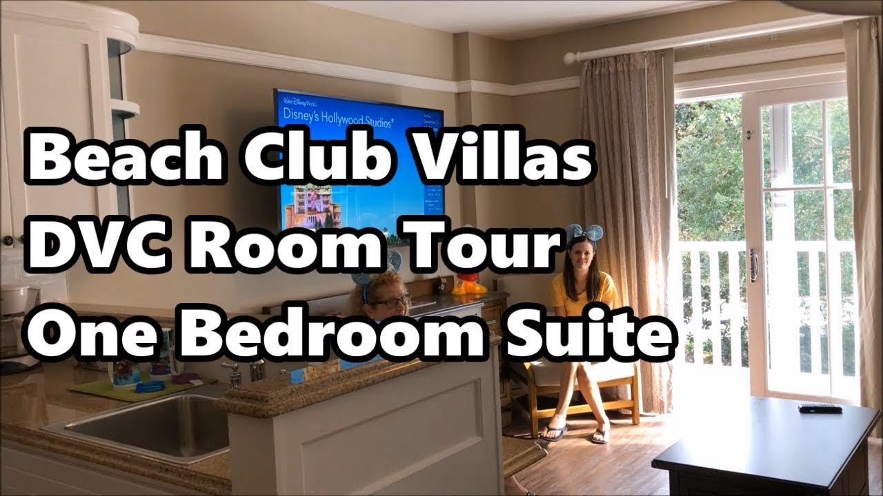 Beach Club Villas Disney Vacation