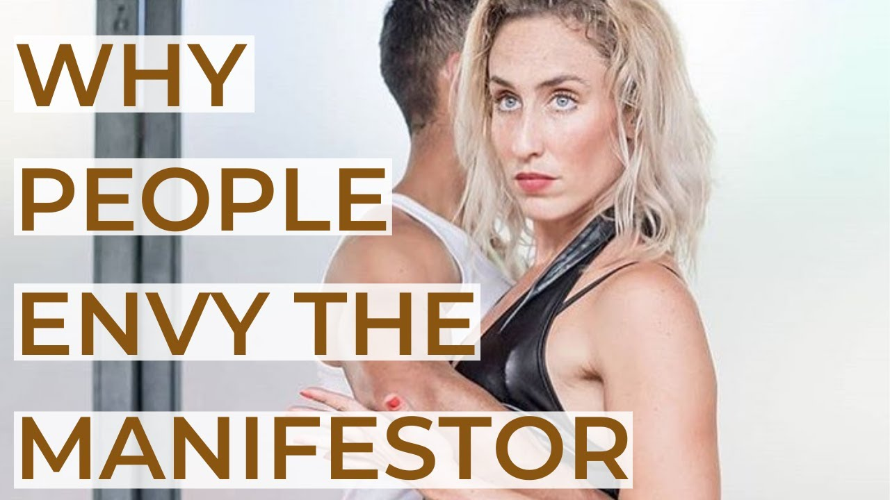 MANIFESTOR ENVY! // If You Are a Human Design Manifestor Type People May Be Jealous of You!