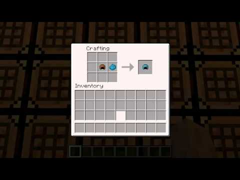 How to dye leather armor in minecraft youtube for How do you dye a shirt