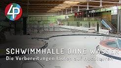 BALD WIEDER GEÖFFNET? | Hinter den Kulissen im Freizeitbad Greifswald