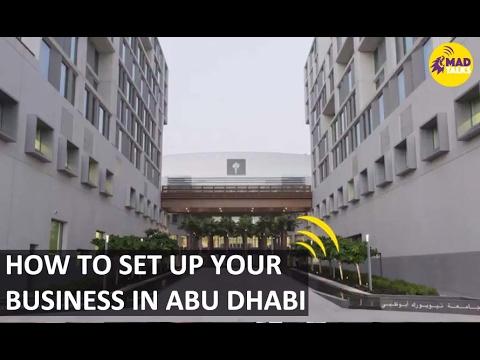 NYU Abu Dhabi, Startup Series | Set up a business in Abu Dhabi