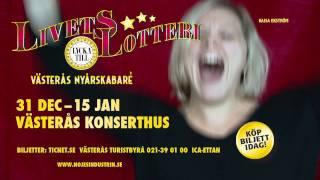 Livets Lotteri Reklamfilmen Kajsa