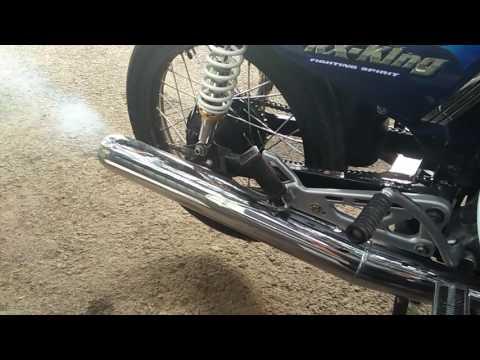 Carbon Cleaner Motor Rx King Menggunakan HHO