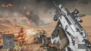 BATTLEFIELD 4 - MAPAS DLC CHINA RISING | LUZU Y VEGETTA |