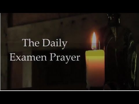 The  Daily Examen Prayer