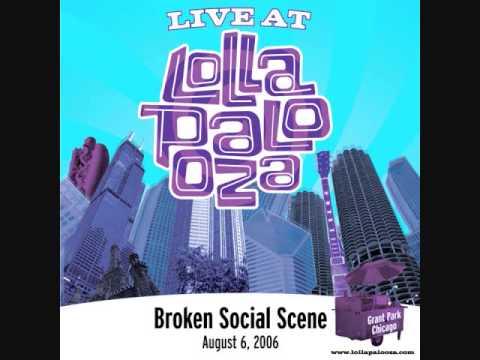 Broken Social Scene - Lollapalooza 2006 (Soundboard)