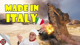 World of Tanks - Funny Moments | MADE IN ITALY! (WoT, June 2018)