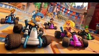 Nitro Squad Girls-Crash Team Racing Nitro-Fueled