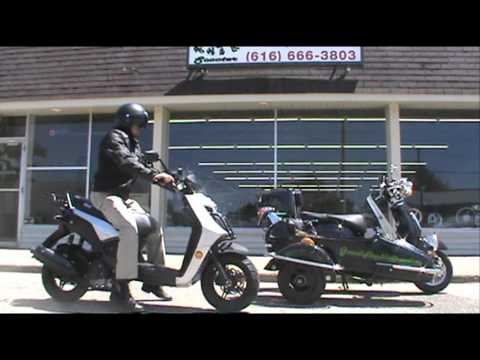 Bintelli Scooters Vs Other Chinese Scooters Doovi