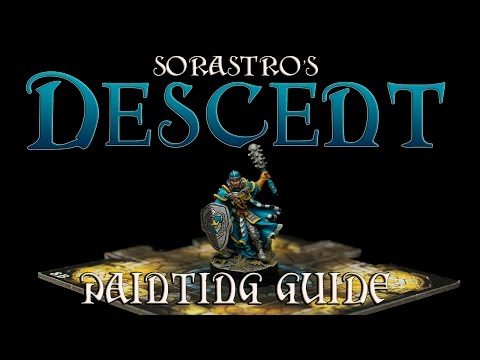 Sorastro's Descent Painting Guide Ep.3: Avric Albright
