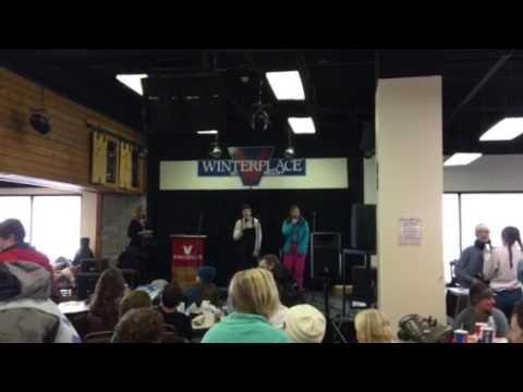 WV ski karaoke