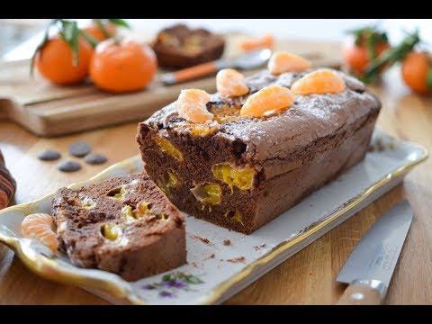 recette-de-cake-au-chocolat-clémentine-sans-beurre