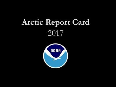 NOAA Arctic Report Card 2017