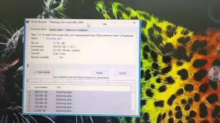 Download Speed of Websurfer