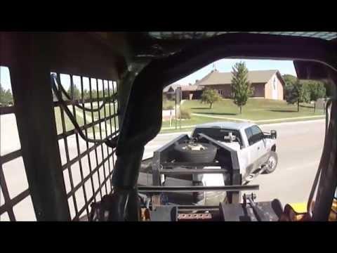 Cummins Towing Heavy - 20,000 lbs - 75 mph - ASMR