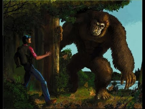 "World Bigfoot Radio #20 ~ ""The gutpile is gone!"""