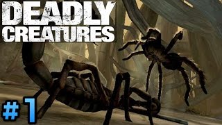 Deadly Creatures - SPIDER SLAP - Part 1