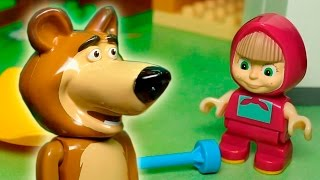 маша и медведь посмотреть мультфильм новые серии