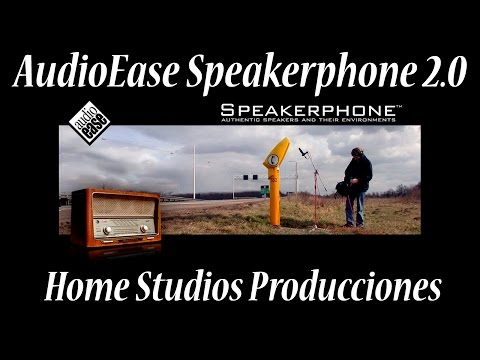 AudioEase Speakerphone 2 - Emulador de Speaker
