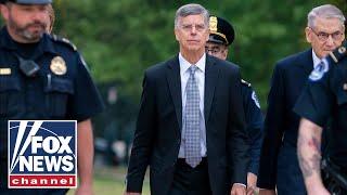 Acting amb. to Ukraine's testimony paints 'disturbing' picture for Trump