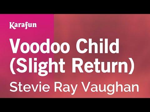 Karaoke Voodoo Child (Slight Return) - Stevie Ray Vaughan *