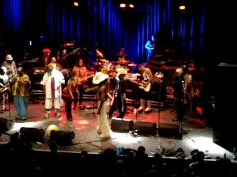 """George Clinton & Parliament Funkadelic- """"Flashlight"""" live at Watt, Rotterdam 30/07/09"""