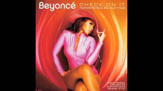 Beyoncé - Check On It (Junior Vasquez Club Mix)