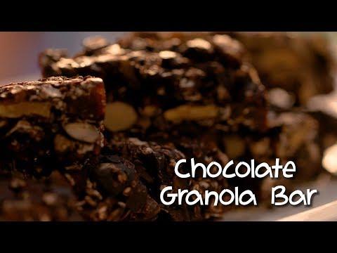 Chocolate Granola Bar | Granola Bars Recipe | Teacher's Day Special | Recipe By Amrita Raichand