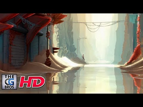 CGI Animated Short Film  Contre Temps by the Contre Temps Team