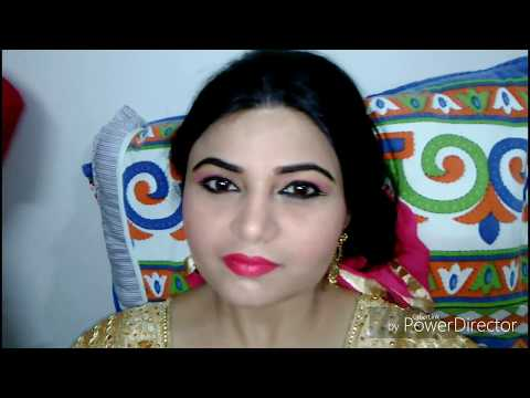 Easy party makeup (Hindi)
