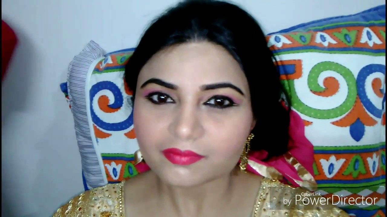 Easy || Party Makeup (Hindi) - YouTube