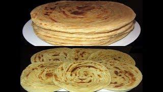 Jinsi Ya Kupika Chapati Laini Sana