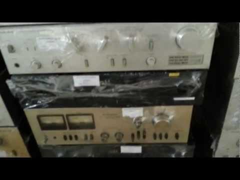 เครื่องเสียงขายตามสภาพ ( 3 )