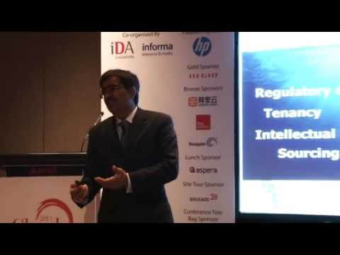 CloudAsia 2013 -  Leveraging the Cloud at Light Speed   The Art of Balancing Risks and Rewards