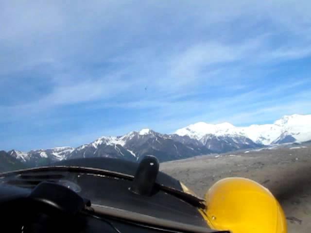 McCarthy Alaska flight seeing