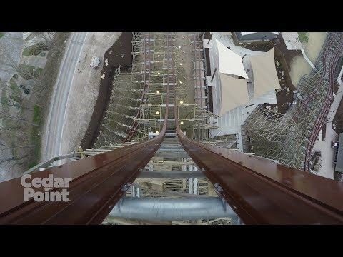 Rick Woodell - Steel Vengeance at Cedar Point!