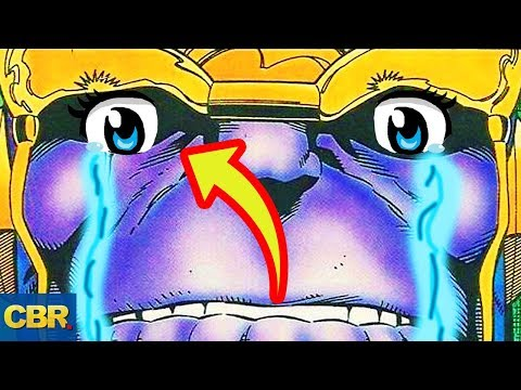 10 Powerful Superheroes Who Can Defeat Thanos Alone