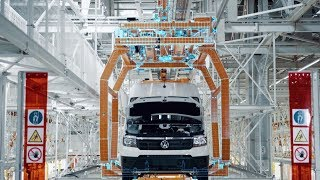 Siemens conveyor systems for VW CRAFTER Poland